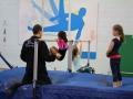 kids learn gymnasics