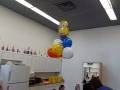 birthday party ballons
