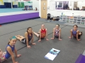 young children at gym