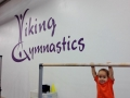Young Child Gymnastics Class