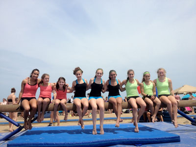 Viking Gymnastics and Dance Camp