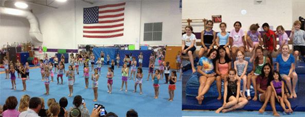Gymnastics and Dance school